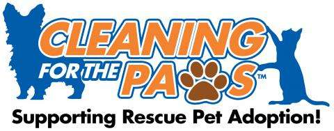 Cleaning For The Paws Raising Funds For Rescue Pet